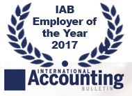 IAB Employer of the year
